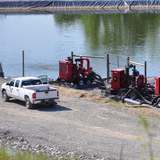 Water Transfer Oilfield Equipment ~ Heritage thermal services