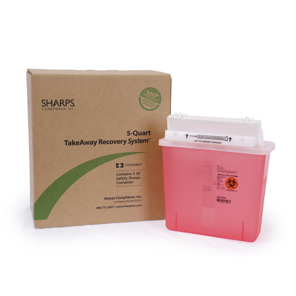 5-Quart SharpStar TakeAway Recovery System