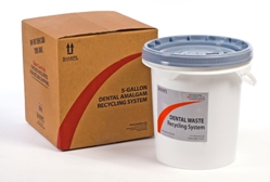 5-Gallon Dental Amalgam Recycling System